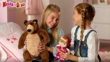 Scopri le bambole e i peluche di Masha e Orso